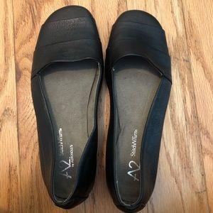 A2 by Aerosoles Black Shoes